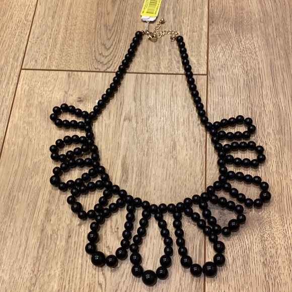 NWT beaded necklace